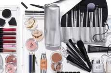 Month-Long Cosmetic Campaigns - 'e.l.f's' '30 Days of New New' Campaign Introduces 15 New Products