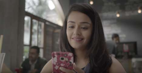 Multigenerational Telecommunication Ads - Vodafone India Released an Emotional Ad for Fathers Day