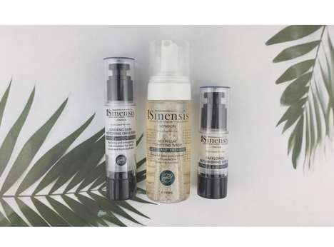 Ancient Remedy Skincare - Sinensis' Skincare for Men is Infused with Ancient Chinese Herbs