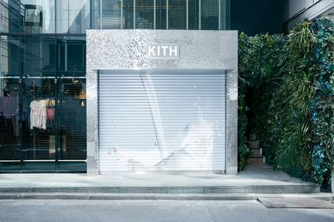 Futuristic Urban Cereal Bars - New York's Cereal Bar is Expanding Globally with 'Kith Treats Tokyo'