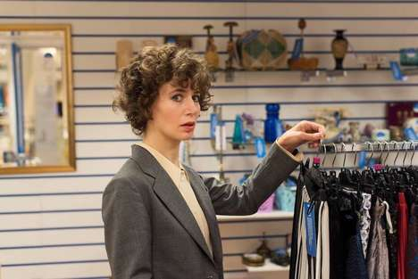 Artist-Run Interfaith Pop-Ups - Miranda July is Opening a Secondhand Shop in Selfridges