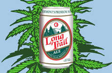 Cannabis-Infused Craft Beers