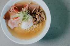 LA-Inspired Ramen Shops - We Have Noodles is a Brand New Ramen Shop in Los Angeles' Silver Lake