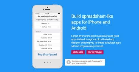 Calculator App Builders