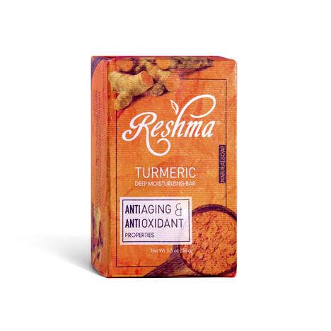 Anti-Aging Turmeric Soaps