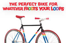 Cereal Brand Bicycles