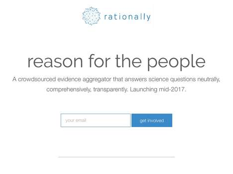 Objective Evidence Aggregators - Evidence Aggregation Platform Rationally Answers Science Questions