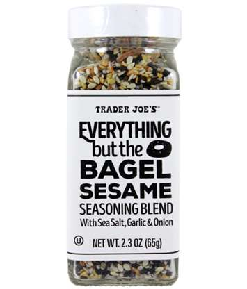 Bagel-Inspired Seasonings