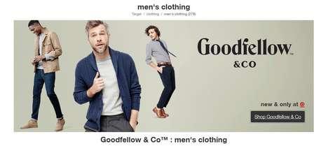 Novel Menswear Brands