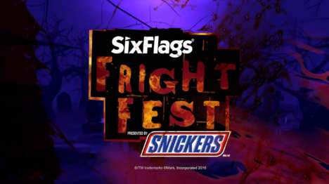 Spooky Cabaret Shows - The Ringmaster's Cabaret is the Latest Addition to Six Flags' Fright Fest