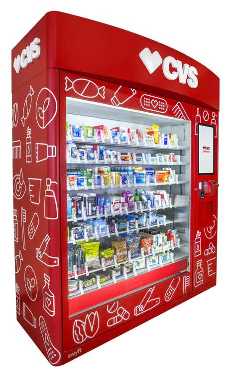 Pharmaceutical Vending Machines