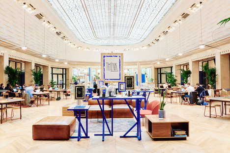 20s-Inspired Co-Working Spaces
