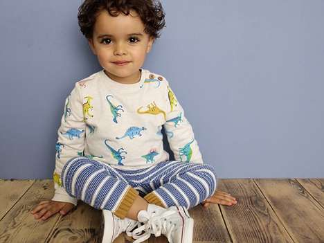 Gender Fluid Clothing Labels - John Lewis Will Use Gender Neutral Clothes Tags for All Kids' Lines