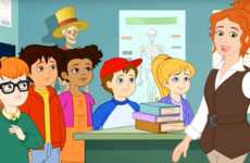 Revitalized Nostalgic Children's Shows - The Magic School Bus Rides Again is a Netflix Exclusive