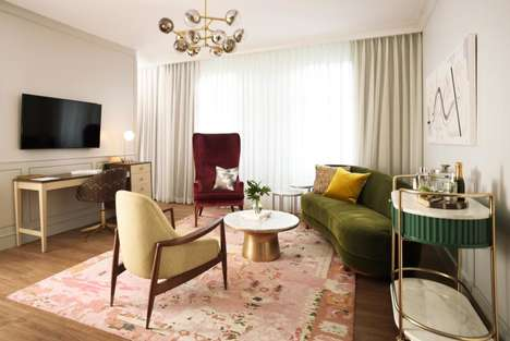 Branded Boutique Hotels - The West Elm Hotel Will Double as a Furniture Showroom