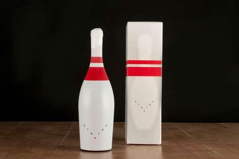 Nine-Pin Wine Bottles