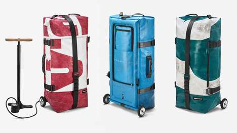 Inflatable Travel Bags
