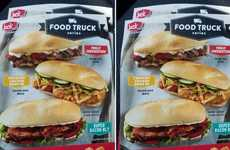 Food Truck-Inspired Sandwiches - The Jack in the Box Food Truck Series is Being Test Marketed