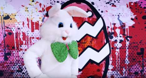 Hip Hop Easter Ads - This Kmart Ad Highlights the Company's Affordable Holiday Candy Offerings