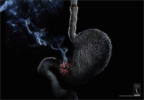 15 Eye-Catching Anti-Smoking Ad Campaigns