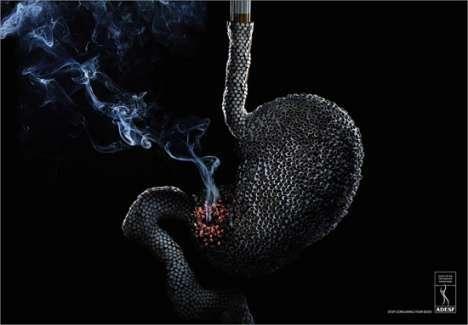 15 Eye-Catching Anti-Smoking Ad Campaigns