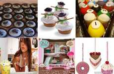 15 Crazy Cupcakes - Bizarre and Beautiful Mini Baked Goods
