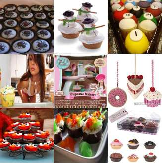 15 Crazy Cupcakes