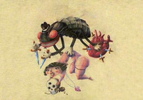 Bug and Human Love