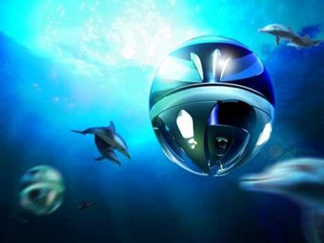 Jellyfish Inspired Submarines