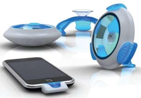 Intelligent Portable Speakers