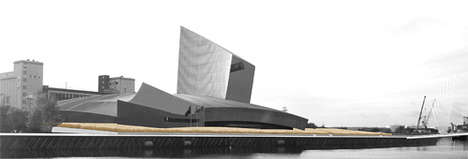 Outrageous Architecture Contests - UK Narrows Down Final Designs for Imperial War Museum