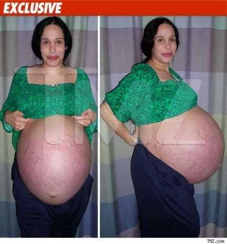 40 Viral Pregnancy Publicity Stunts
