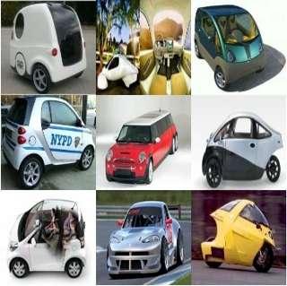 59 Unusually Small Cars