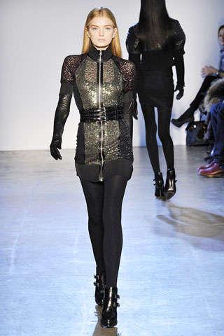 Zippered Fashion
