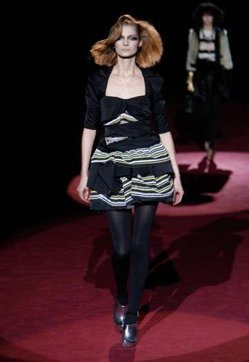 Old Hollywood Eclecticism - Marc Jacobs Spring/Summer Collection Takes Us Back in Style