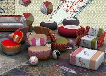 Cultural Fusion Furniture