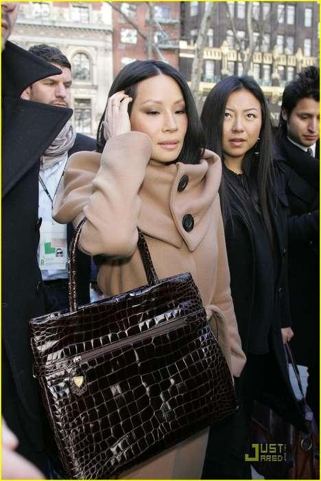 Celeb Handbag Loyalty