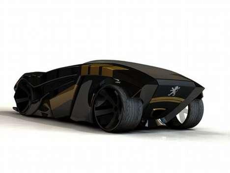 Folding Supercars