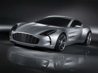$2.3 Million Supercars - The Aston Martin One-77 Will Be Most Expensive Car Ever Produced