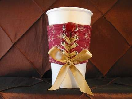 Coffee Cup Corsets