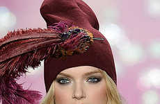 Chic Toques for Warm Heads