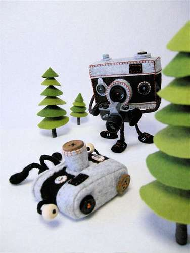 Stop-Motion Craft Animations