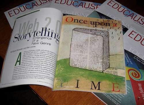 30 Unusual Innovations in Storytelling
