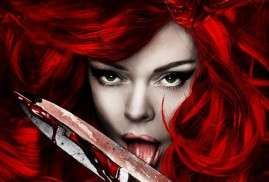 Fiery Teaser Posters Unveiled for 'Red Sonja'