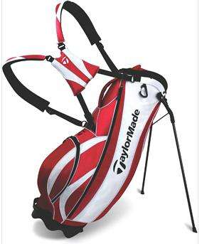 TaylorMade Tourino Stand Bag Comes With a Double Strap