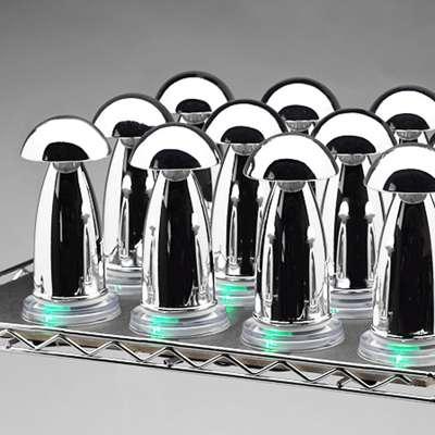 Extraterrestrial Cordless Lighting