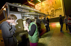 Twittering Food Trucks - Koji BBQ Taco Truck Fuels Hungry Angelenos