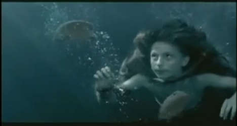 Magical Bathtub Campaigns - Clorox Mermaid Ad Harnesses Vivid Childhood Imaginations