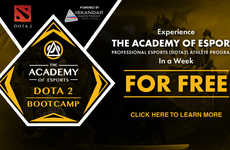 Professional eSports Bootcamps - The Academy of eSports is Launching an Educational Dota 2 Intensive