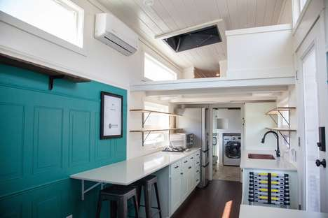 Feline-Friendly Tiny Homes - This Pet-Friendly Home Lets Your Cat Enjoy Mobile Living